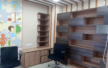 Furnished Office Space for Rent in PS Srijan Corporate Park Sector 5 Kolkata - ID121